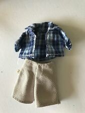 Pregnant Barbie Midge Son Ryan Outfit Toddler Neighborhood Baby Boy Doll Clothes