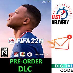 FIFA 22 - Preorder - Addon - PC Origin Digital Key - Global