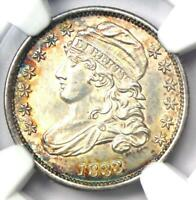 1833 Capped Bust Dime 10C Coin - Certified NGC Uncirculated Details (UNC BU)