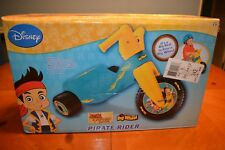 JAKE AND THE NEVERLAND PIRATES RARE BIG WHEEL PIRATE RIDER NO LONGER AVAILABLE