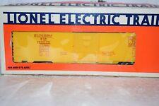 O Scale Trains Lionel Detroit Toledo Shoreline Box Car 19203