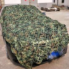 Camo Net Camouflage Netting Hunting/shooting Hide With Carry Bag 2m X 3m Camo Green