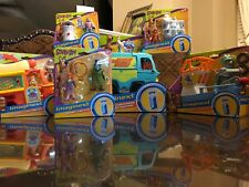 NIB ~ Imaginext Scooby-Doo Adventure Action Lot Of 6 ~Free Shipping!