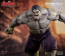 Iron Studios Hulk Savage Marvel Avengers 1/10 Art Scale Only 1500 Produced
