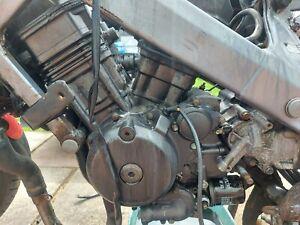 ENGINE *GOOD RUNNER * HONDA NTV RC33 REVERE 650 1994 M REG 29K MILES