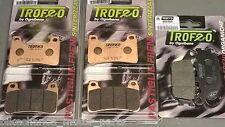 kit pastiglie Honda CBR 600 RR 2005 2006 anteriori + posteriori