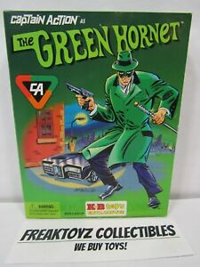 "Captain Action KATO GREEN HORNET 12/"" ACTION FIGURE 1998 KB Exclusive NEW"