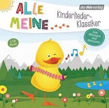 Pfeiffer, Martin - Alle meine Kinderlieder-Klassiker - CD