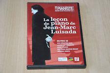 DVD la Leçon de piano de Jean-Marc Luisada - Bach, Beethoven, Chopin, Mozart...