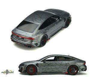 RS7-R Abt Audi Sportback C8 daytona grau 2020 1:18 GT Spirit Gt293