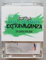 Hockey NHL Autograph Extravaganza Box 2019 - 20 different Cards per Box