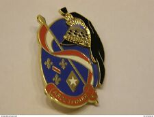 FRANCE MILITARY SIGN ARDET ET AUDET ENAMEL BADGE 116