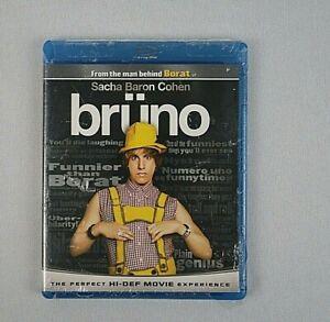 Brüno (Blu-ray Disc, 2009) New Sealed !