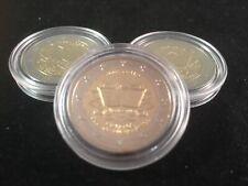 Irland 2 Euro Münze - Römische Verträge 2007