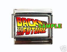 Back to the Future #1 Custom Italian Charm Michael Fox