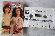 AZUCAR Moreno-Grandes exitos... Spanish EMI mc Top