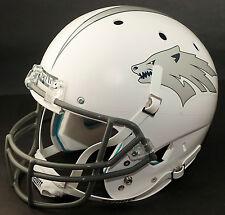 NEVADA WOLF PACK Schutt AiR XP Gameday REPLICA Football Helmet (WHITE)