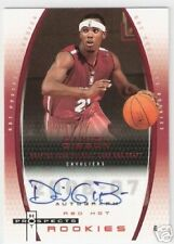 06-07 HOT PROSPECTS - DANIEL GIBSON - AUTO   #/50