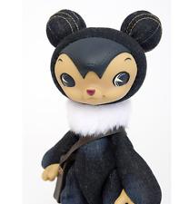 ToysField KUMA Denim Stuffed Plush Toy Doll figure Otsuka 503ZERO Box damaged