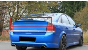 OPEL VAUXHALL VECTRA C HB GTS OPC STILE SPOILER POSTERIORE NEW