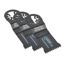 Versa Tool MB3C 35mm Japan Cut Tooth HCS Multi-Tool Saw 3 Blade Fits Dremel