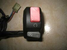 TDM 850 4TX Unité de Commutation Break Interrupteur Guidon à Droite Bloc Poignée