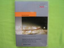 CD NAVIGATION SOFTWARE EX DEUTSCHLAND + EUROPA 2008 AUDI BNS 5.0 A2 A3 A4 A6 TT