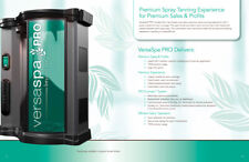 VersaPro Versaspa Pro Spray Tanning Bed  Installation, Lease to Own $15 per day
