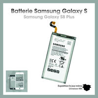 BATTERIE SAMSUNG GALAXY S8PLUS /EDGE EB-BG955A 0CYCLE 100% Neuve Haute Qualité ✅