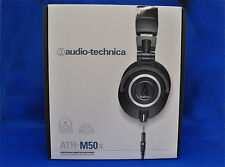 Audio-Technica ATH-M50X Professional Monitor Headphones Japan Version New