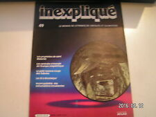 ** Inexpliqué n°49 Centrales d'énergie de l'Europe mégalithique