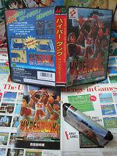Megadrive MD:HyperDunk [TOP KONAMI 1994 / 1ERE EDITION] COMPLET - Jap