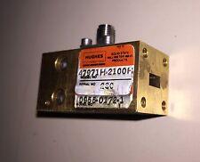 HUGHES 47971H-2100H 26.5-40 GHz SMA RF Waveguide Switch