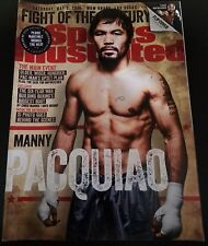 Sports Illustrated May 2nd 2015 Issue ft. Fight of the Century