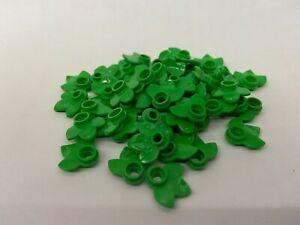 50 Lego Blatt Blätter Blumen Pflanzen grün Grünzeug NEU 32607