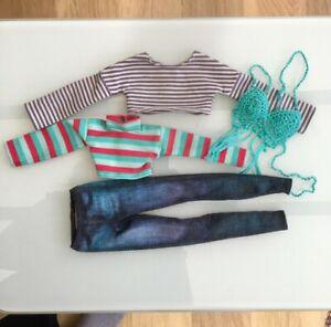 minifee/slim msd/ 1/4 bjd clothes bundle