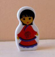 Haba publicidad Picard 2009 / 2010 - Muñecas de los mundos : Muñeca Japonesa