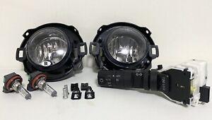 Nissan Xterra & Frontier Fog Lights Conversion Kit