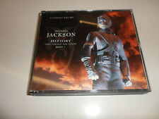 CD  Michael Jackson  ‎– HIStory - Past, Present And Future - Book I