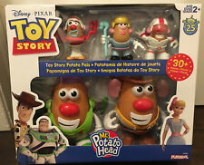 Disney/Pixar/Hasbro Toy Story 4 Mr. Potato Head Potato Pals 30pcs.Toy Set