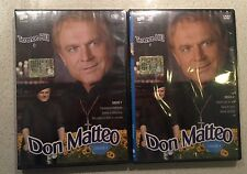 **DVD DON MATTEO STAGIONE 4 DISCO 1/2 TERENCE HILL**