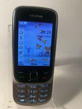 Nokia Classic 6303 - Steel (Unlocked) Mobile Phone 6303c
