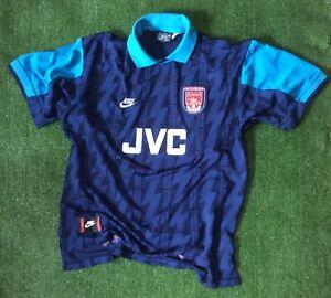 ARSENAL  1994 - 1995  Away Shirt Made by Nike