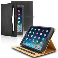 For Business Smart Flip Cover Stand Wallet Leather Case For iPad Mini 1/2/3