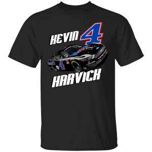 Men's Kevin Harvick Stewart-Haas Racing Team Collection Black T-shirt