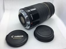 CANON zoom lens ef 75-300mm 1:4-5.6 NICE CLEAN LENSES
