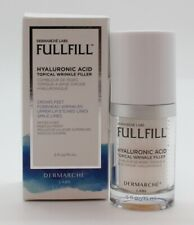 DERMARCHE LABS FULFILL™ Hyaluronic Acid Topical Wrinkle Filler .5 OZ/15 ML (NIB)