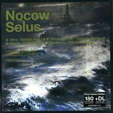 NOCOW Solus NEW FAUXPAS MUSIK TECHNO/AMBIENT LP