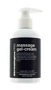 Dermalogica Massage Gel-Cream With Pump ( 6 fl oz/177 mL )  NEW AUTH