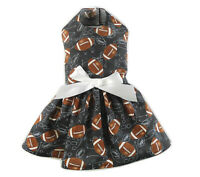 Football Dog Dress Little Dog Clothes Small Dog Teacup Sizes XXS XXS XS S M